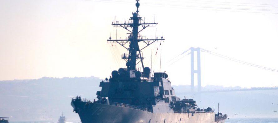 Sohu: Российские истребители преподали ВМС США незабываемый урок в Черном море