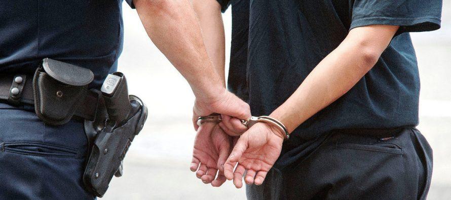 Полиция Рязанской области задержала двух преступников, находящихся в федеральном розыске