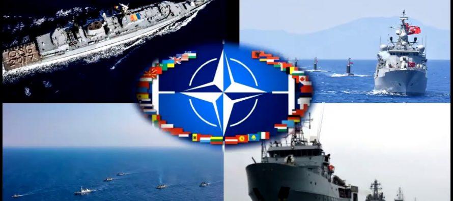 Политолог Мухин назвал неожиданную пользу от учений НАТО Poseidon 2021