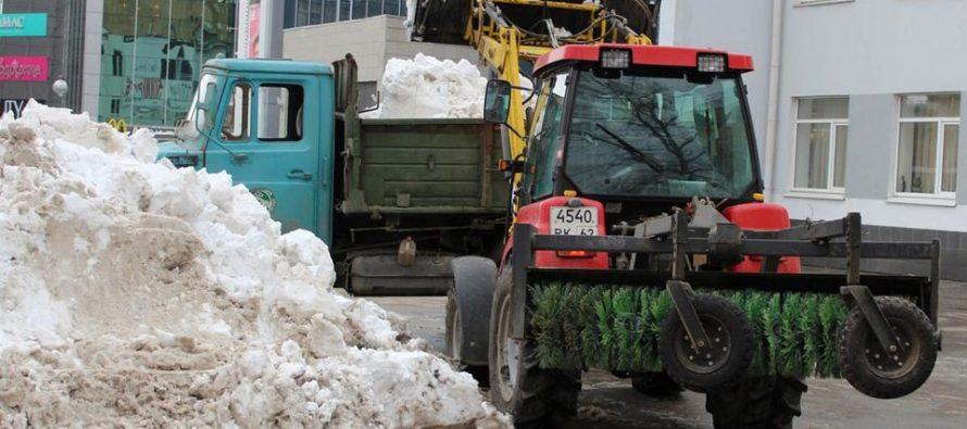 Блогер Варламов раскритиковал администрацию Рязани за низкое качество уборки снега