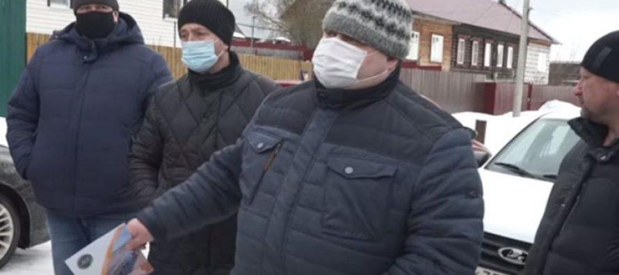 Жители Клетино в Касимовском районе выступили против строительства асфальтового завода