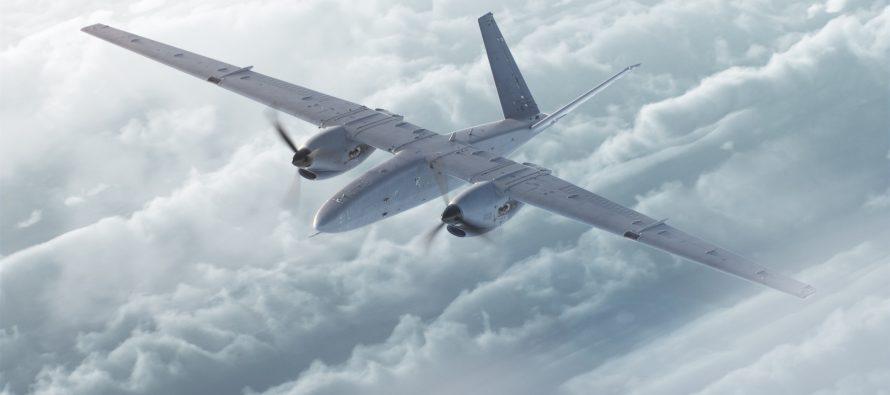 Летом пройдут испытания БПЛА «Альтиус» с высокоточными ракетами и корректируемыми авиабомбами