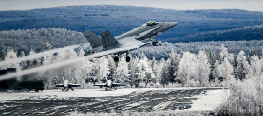 Sohu: Норвегия становится плацдармом США для нападения на Россию