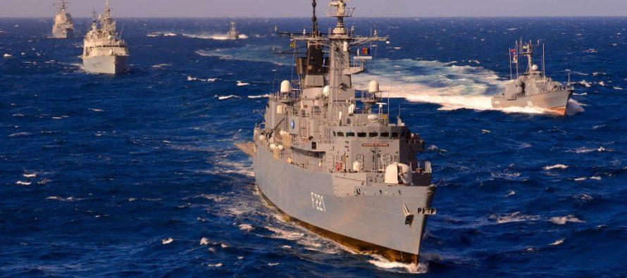Военно-морские силы НАТО пытаются организовать блокаду российскому ВМФ в Атлантике