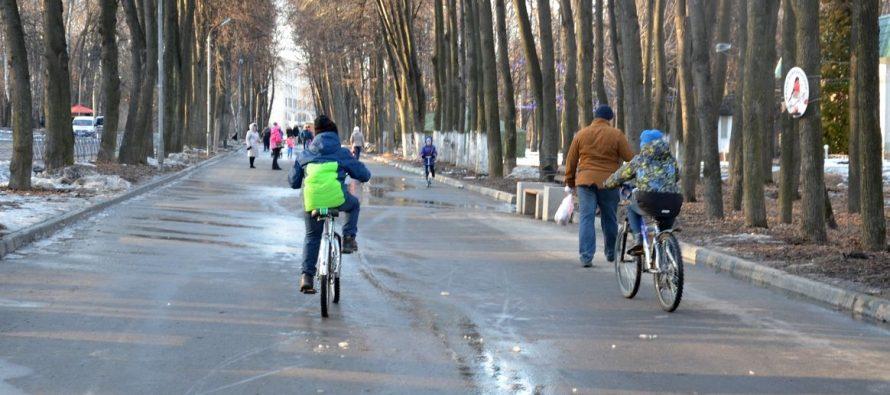 В Рязанской области в субботу потеплеет до +1 градуса
