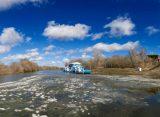 В Рязанской области из-за паводков создана специальная дорожная комисиия