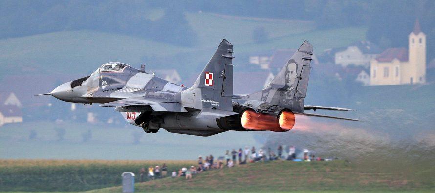 В Польше восхитились живучестью МиГ-29 и раскритиковали американские F-16