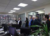 Сотрудники рязанской администрации провели проверку работоспособности автоматической системы управления движением