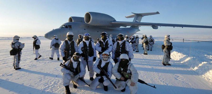 США собрались строить в Арктике базы ВМС для противодействия России
