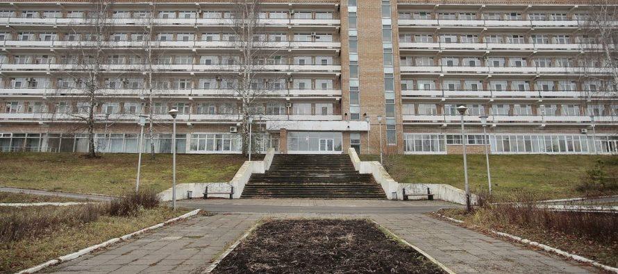 Санаторий «Сосновый бор» в рязанской Солотче откроется не раньше следующего года