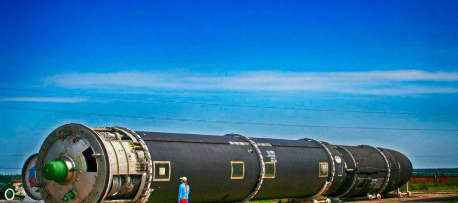 Эксперты NI назвали ракеты Minuteman «зубочистками» в сравнении с российскими «Сарматами»