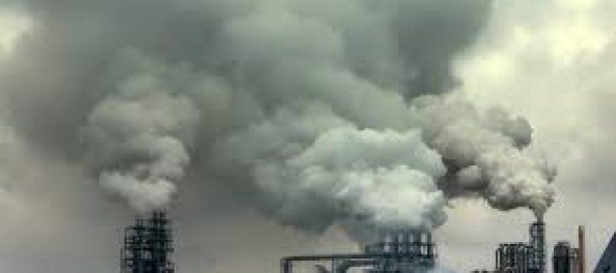 Российские ученые разработали катализатор, очищающий атмосферу от вредных веществ