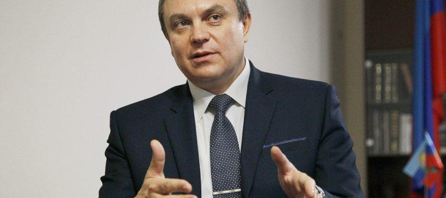 Глава ЛНР выразил готовность присоединения Донбасса к России