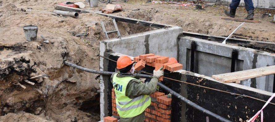 Реконструкцию Астраханского моста на реке Лыбедь в Рязани снова возобновили