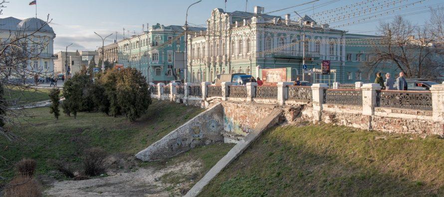 Реставрация моста через реку Лыбедь завершится до 31 июля 2021 года