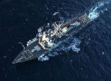 Американский эсминец «Дональд Кук» трусливо сбежал после наведения ракет РФ в Черном море