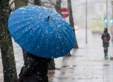 В пятницу в Рязани ожидается мокрый снег и туман