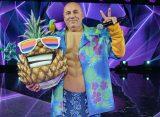 Иосиф Пригожин поразил Валерию, появившись на шоу «Маска» в обличии ананаса