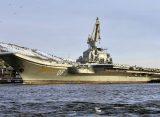 """Американские эксперты назвали российский крейсер """"Адмирал Кузнецов"""" проклятым"""