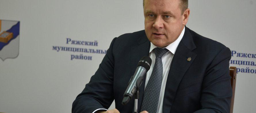 Рязанский губернатор поручил Сорокиной предпринять жесткую чистку кадров для решения дорожной проблемы в регионе