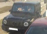 В Рязани благодаря публикации в соцсети водителя Gelandewagen оштрафовали на 1500 рублей
