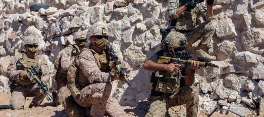 РФ потребовала отАмерики объяснить присутствие ВС США вСирии
