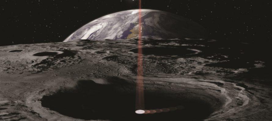 НаЛуне обнаружили инопланетный корабль и развалины древних построек