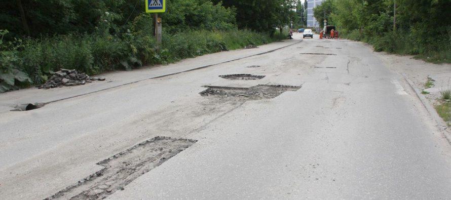 В Рязани в ближайшее время возобновятся работы по ремонту Народного бульвара