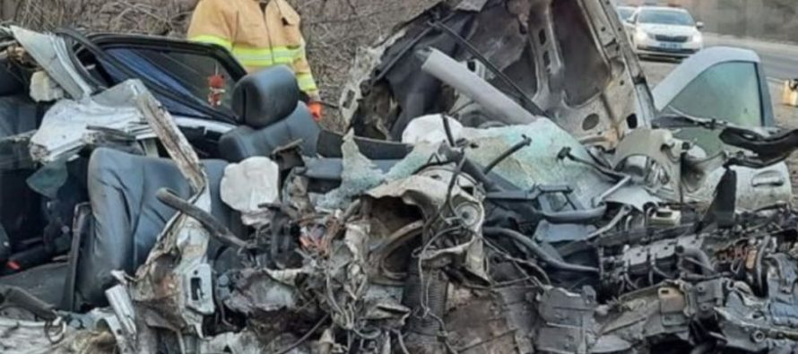 В Рязанской области три человека погибли при ДТП с грузовиком Volvo