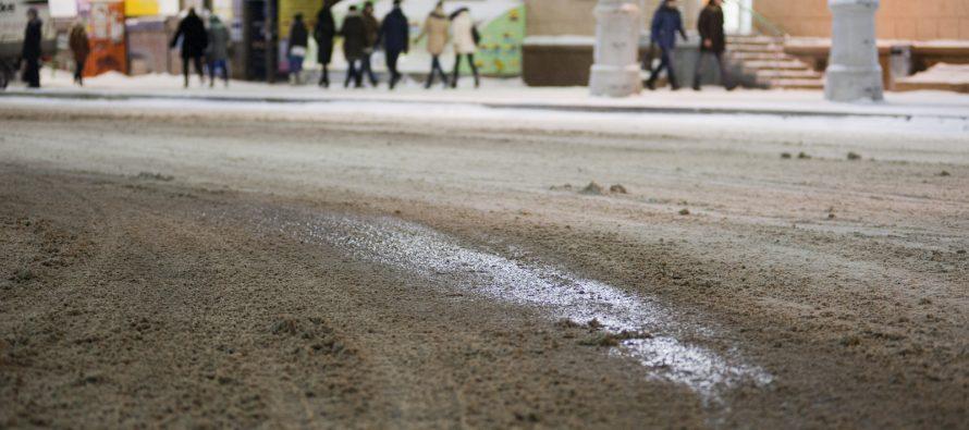 Активисты «ЭРА» раскрыли главную причину грязи и пыли на дорогах Рязани