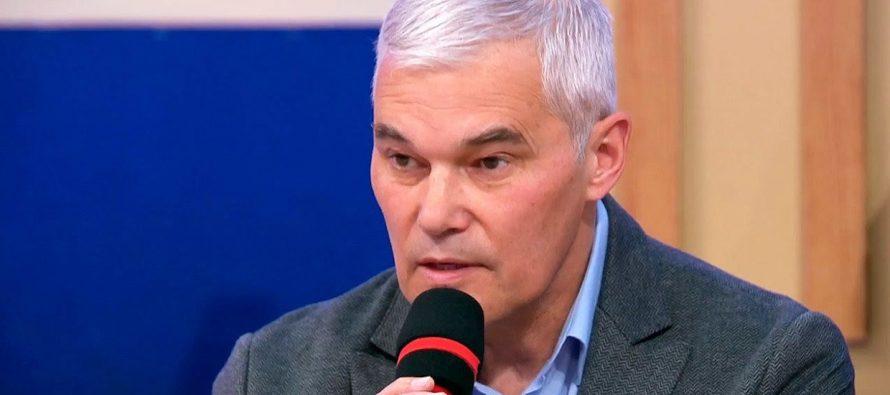 Сивков: На Донбассе появляется реальная угроза применения ядерного оружия