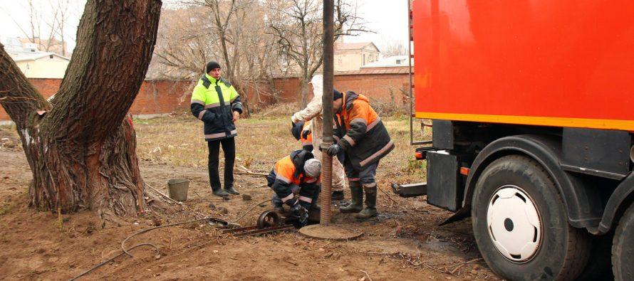 За сутки с улиц Рязани очищено и вывезено почти 350 кубометров мусора