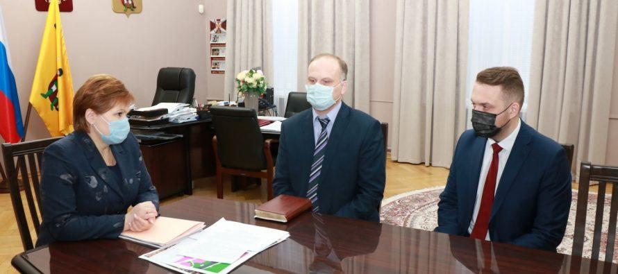 Борис Ясинский назначен исполняющим обязанности заместителя мэра Рязани
