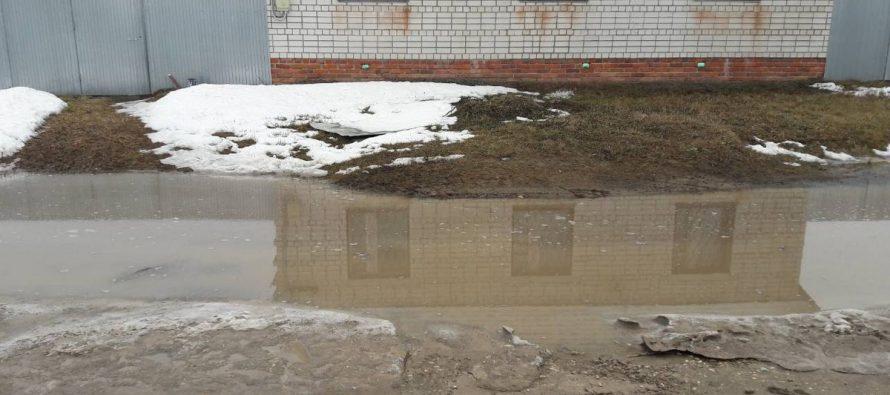 В Рязанском районе введен режим повышенной готовности из-за паводка