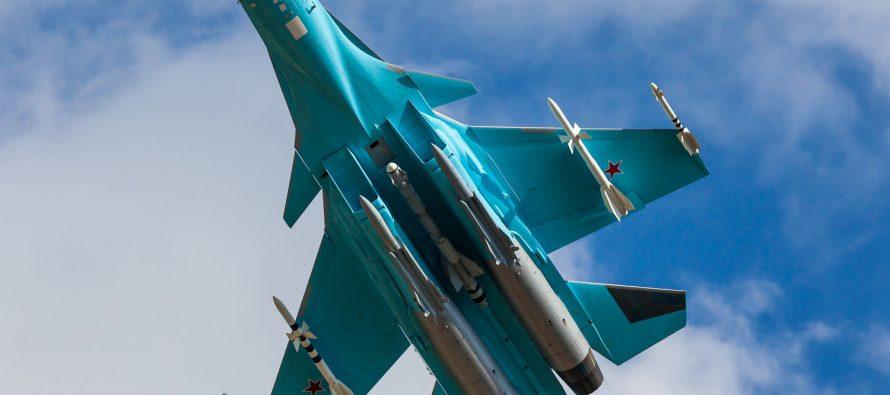 Боевые возможности российских Су-34 расширили за счет новейших средств разведки