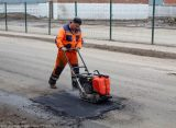 До 18 апреля Дирекция благоустройства устранит основные дефекты на Северной окружной дороге