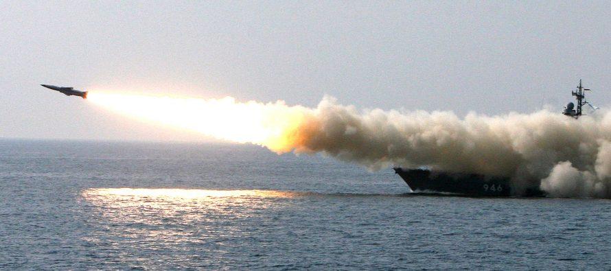 NI: Россия получила преимущество на море за счет гиперзвуковых ракет «Циркон»