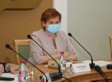 Сорокина потребовала увеличить темпы уборки в Рязани