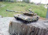 NI: Россия оперативно нарастит танковую мощь, используя боевые модули «Бурлак»