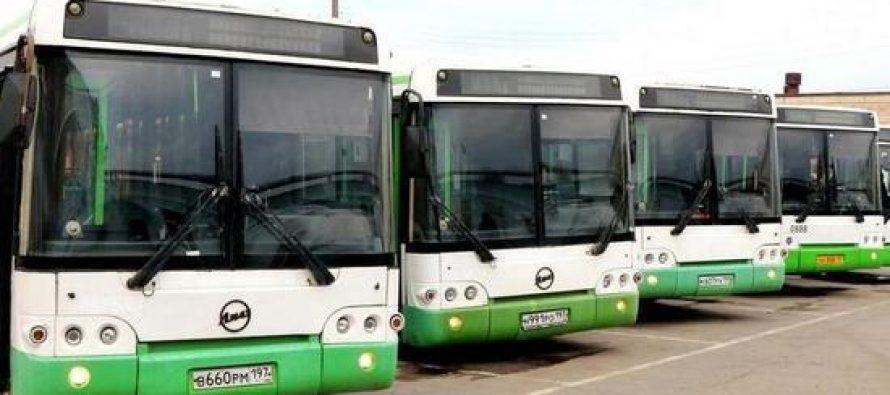 30 апреля натерритории Рязани появятся 20 новых автобусов