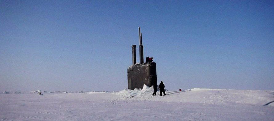 Soha: Атомная подлодка ВВС США тайно проникла в российскую Арктику