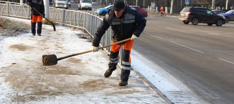 Рязанские урбанисты нашли причину появления пыли и грязи в городе