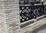 Подрядчик продемонстрировал новое ограждение Астраханского моста в Рязани