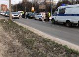 Автомобиль Hyundai сбил 10-летнюю девочку на Касимовском шоссе в Рязани
