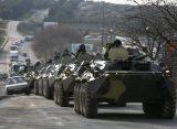 Fox News: К украинским границам движется российская боевая техника «с полосами вторжения»