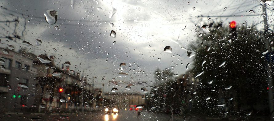 В Рязанской области в воскресенье пройдут дожди с грозами