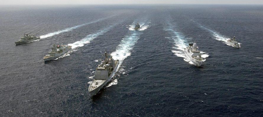 Россия полностью перекроет для навигации район учений ВМФ в Черном море