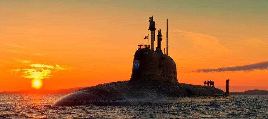 Military Watch: ВМФ России ворвался в тройку лучших флотов мира