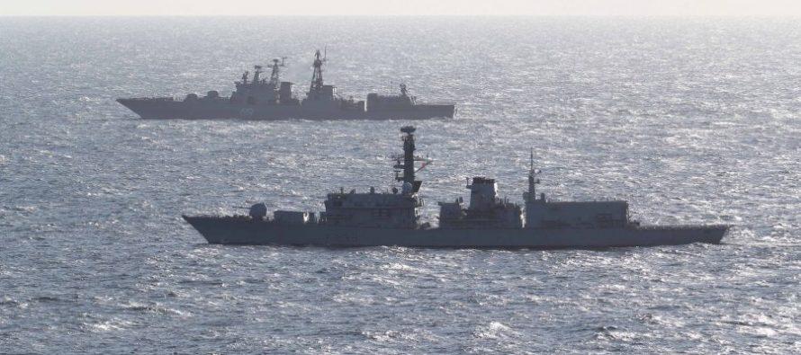 Sohu: ВС России уже подготовили теплую встречу кораблям британских ВМС