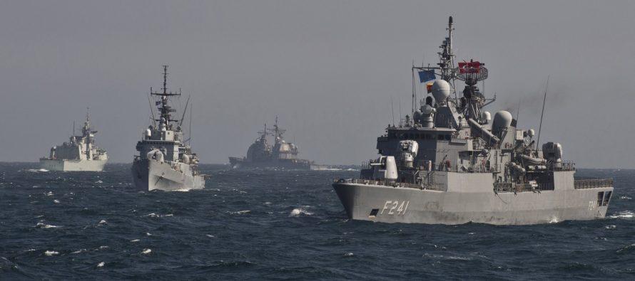 Полковники запаса ВС РФ объяснили, почему корабли НАТО так рвутся в Черное море